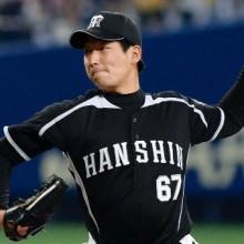 中0―3神(24日) 岩崎が好投、2勝目