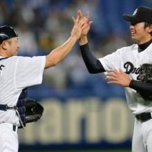 中7―0神(7日) 浜田、完封でプロ初勝利