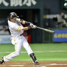 ソ7-1西(11日) 松田が勝ち越し3ラン