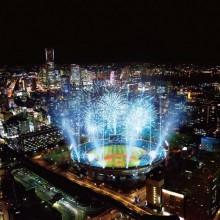 横浜を青く染める「YOKOHAMA STAR☆NIGHT 2014」が8日から開幕