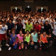 ナイキ社イベントでトップアスリートが集結 野球界から小宮山悟氏が参加