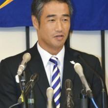 元巨人・木田が現役引退の会見 「幸せな野球人生」