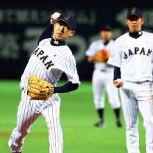 メジャー移籍への第一歩!? 侍JAPANのエース金子千尋がMLB選抜の前に立ちはだかる!