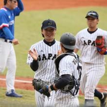 21U侍ジャパン、韓国下し2次ラウンド2連勝!日本ハム・上沢が7回無失点の好投
