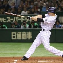 侍ジャパン4連勝ならず MLB選抜のモーノーが3ラン含む4打点