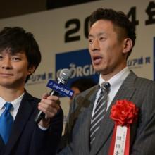 意識し合う岡田幸文と松本哲也 先にプロ本塁打を放つのはどっちだ!?