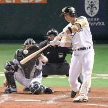 日本代表、打線沈黙0-1 日米野球の壮行試合