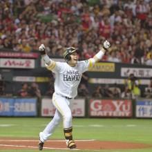 """日米野球でも見たかった…BIG3世代の""""若き打撃職人"""" ソフトバンク中村晃の球歴とは"""