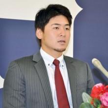 広島・会沢、1900万円で更改 1000万円増