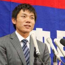 中日・大島、2度目交渉も保留 7400万円提示は変わらず