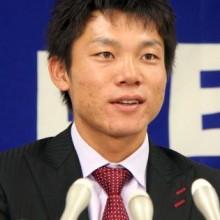 中日・大島、3度目交渉でサイン 提示は変わらず7400万円