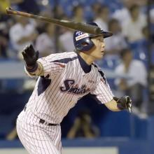 「ガラスのプリンス」から「恐怖の2番打者」へ! ヤクルト打線の脅威・川端慎吾の球歴とは