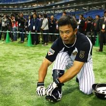 侍ジャパン・決勝打の雄平 「集中して打席に入った」