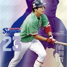 ファンが選ぶ2014年のスワローズMVP 69%のファンから支持を集めた山田哲人が選出!