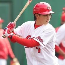 不振が続く広島の若手野手陣 緒方監督の決断やいかに