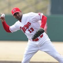 広島・ロサリオが昇格し、グスマンが降格 5日のプロ野球公示