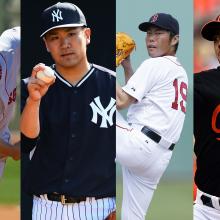 もうすぐ開幕MLB!新シーズンをプレビュー【AL東地区】