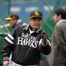 報道ステーション元野球キャスター公式戦初対決 工藤監督率いるソフトBが勝利