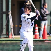 ドラフト7巡目からの新人王なるか 遅咲きの内野手・西野真弘の球歴とは?