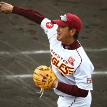 昨日負傷交代の楽天・藤田が抹消 21日のプロ野球公示