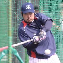 畠山和洋「ヤクルト日本人野手初の本塁打王誕生なるか?」