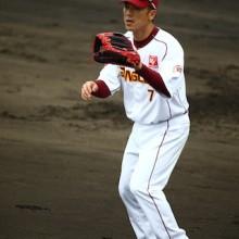 まだまだ足で魅せる! 松井稼頭央の驚異的な脚力