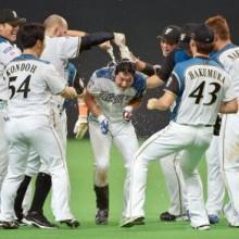高卒ルーキー浅間が大仕事!日本ハムが2日連続のサヨナラ勝ち 23日のパ・リーグ試合結果