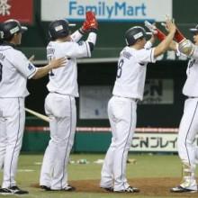 浅村が起死回生の満塁弾!西武が3位を死守 26日のパ・リーグ試合結果