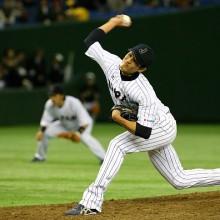 阪神・藤浪、右肩炎症で侍辞退 ヤクルト・小川が追加招集
