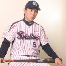 有言実行の首位打者! ツバメを勝利へ導く男・川端慎吾