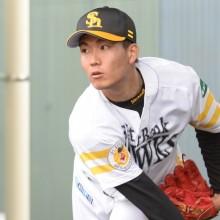 育成選手から大躍進のシンデレラボーイ ソフトB・千賀の球歴とは?