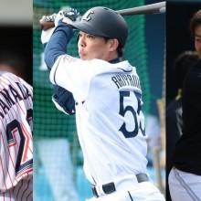 """契約更改に注目集まる""""あの3選手"""""""