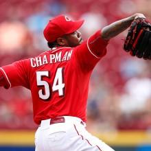 チャップマンがヤンキースへ移籍 マー君とチームメイトに