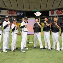 『とんねるずのスポーツ王』に中田、山田らが登場! 放送は16年1月2日
