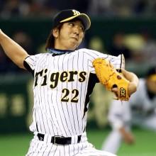 阪神・藤川、清原氏に感謝「僕は清原選手に育てられた投手」
