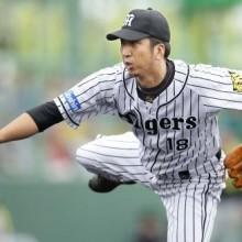 藤川、初実戦は2回無失点 4年ぶりに阪神に復帰