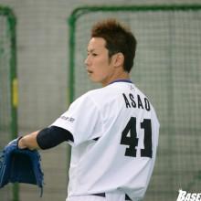 11年MVPの中日・浅尾が昇格 野村弘樹氏「どう抑えるか見たい」
