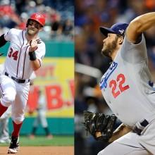 ハーパー、カーショー、マエケン…MLB公式サイトが800人超の選手をランク付け