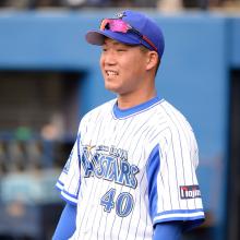 DeNAキャンプ野手MVP 飛雄馬ってどんな人?