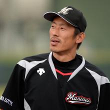 ロッテ・岡田、本塁打ゼロでも必要とされる理由