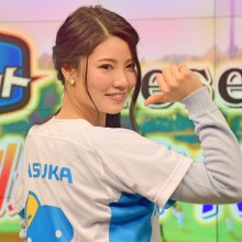 2月6日・倉持明日香さん「スカパー!プロ野球PRアンバサダー」就任式