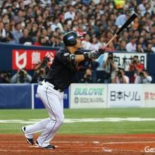 侍ジャパン、逆転で台湾代表に連勝 4番筒香が同点犠飛&ダメ押し弾