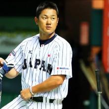侍ジャパン追加招集の楽天・銀次「平常心を保ってプレーしたい」