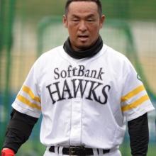 """松中氏がソフトB・松田に""""喝"""" 「彼がのっていかないと…」"""