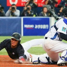 王座奪還のカギは走塁にあり!? 足で魅せた侍ジャパン