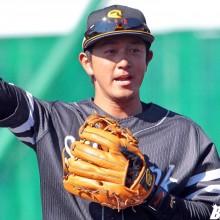 【ソフトバンク】川島が来季から背番号「4」に変更!