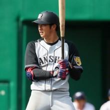 阪神スタメン外野手の平均年齢は22歳! 前日負傷交代の福留はベンチスタート