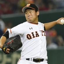 防御率トップの巨人・田口、勝ち星もトップ浮上なるか…21日の予告先発