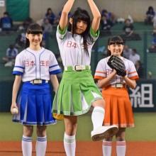 私立恵比寿中学・廣田あいかさん(足が逆!?)