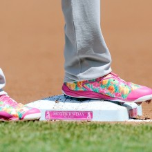 足元もピンク・その2